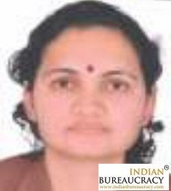 Sonali P Vayangankar IAS