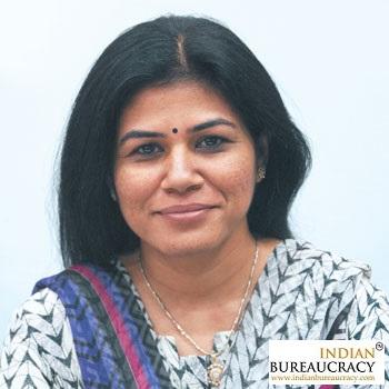 Sumita Dawra IAS
