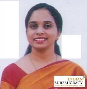 Aruna Rajoria IAS