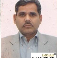 Babu Lal Meena IAS
