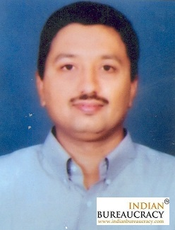 GHANENDRA BHAN CHATURVEDI IAS