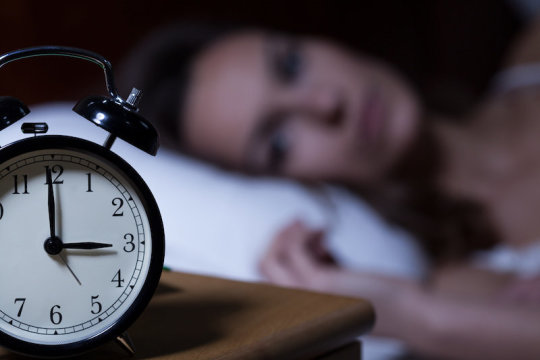 Insomnia tied to higher risk