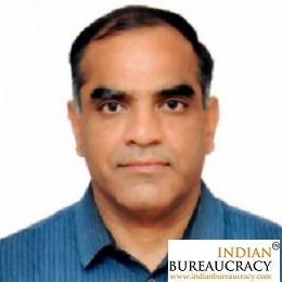 Kamlesh Kumar Pant IAS