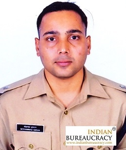 Mohammad Imran IPS UP-Indian Bureaucracy
