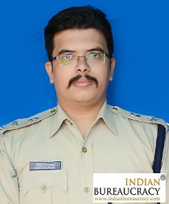 P S Parshottamdas IPS OD-Indian Bureaucracy