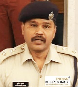Pushpendra Kumar IPSAGMUT