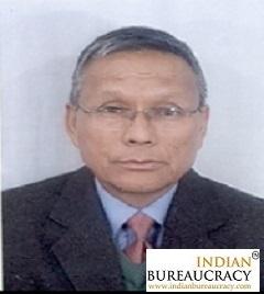 Raghubir Singh Verma IAS