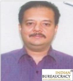 Uday Singh Kumawat IAS