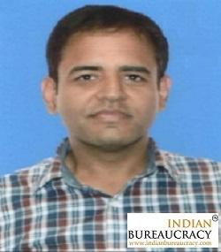 Udit Prakash IAS AGMUT