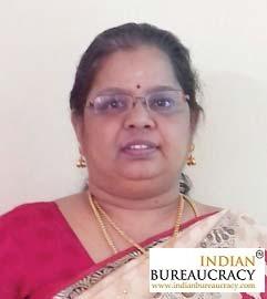 V Amuthavalli IAS TN-Indian Bureaucracy