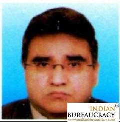 Vijay Kumar Janjua IAS