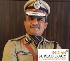 Vivek Sahay IPS WB