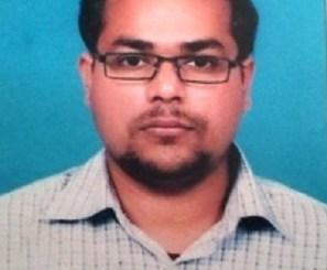 Amit Prakash Yadav IAS