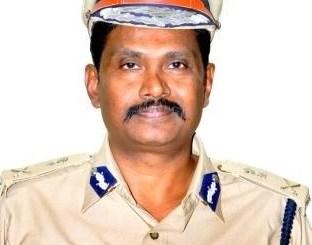 P V Sunil Kumar IPS