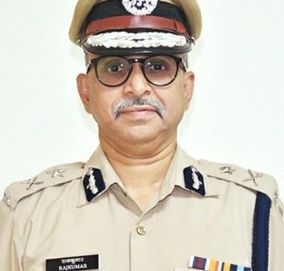 Raj Kumar IPS