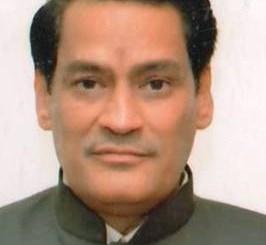 Shyam Lal Goojar IAS