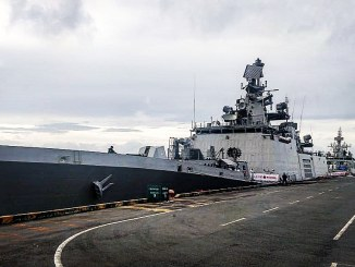 Visit of Indian Naval Ships to Sihanoukville, Cambodia