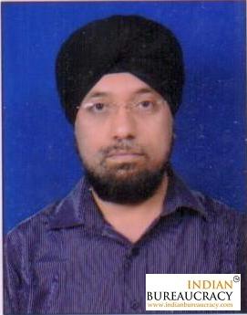 JAGJEET SINGH MONGA RAS - Indian Bureaucracy