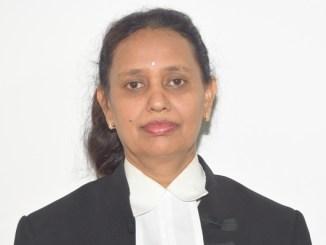 Justice Jyothi Mulimani