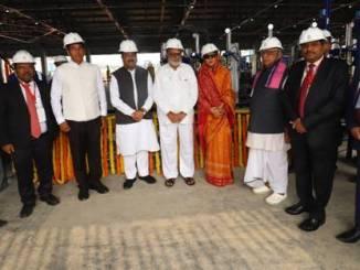 BPCL LPG Bottling Plant at Balangir Dedicated to the Nation