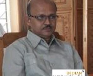Pankaj Chakraborty IAS