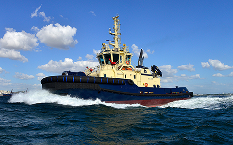 Rolls-Royce and Svitzer sign long-term service agreement