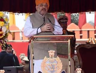 SSB to ensure that India's borders