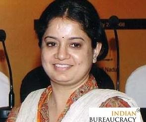 Sonal Mishra IAS GJ
