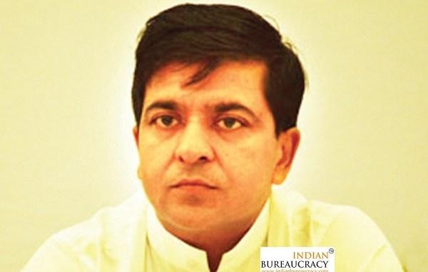 Ashish Kumar Goel IAS UP