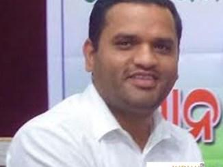 Noonsavath Thirumala Naik IAS Odisha