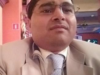 Sorabh Babu IAS UP