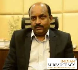Dinesh T Waghmare IAS MH