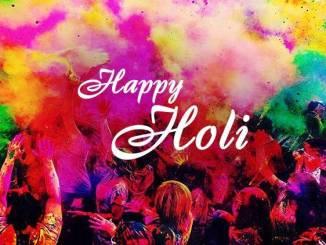 Happy Holi 10 March 2020