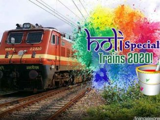 Holi festival, Indian Railways plans to run 402 special train services in March 2020