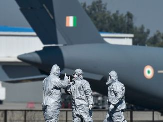 IAF Continues its Assistance towards Containing the Spread of Covid-19