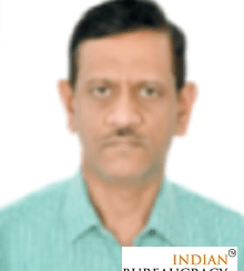 J Chandrashekhar lyer Chairperson GRMB