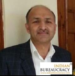 Jagdish Chander IAS HP