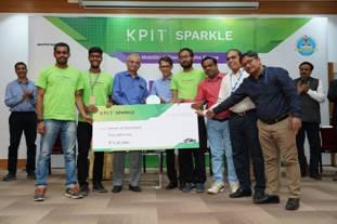 KPIT Sparkle 2020 Winners