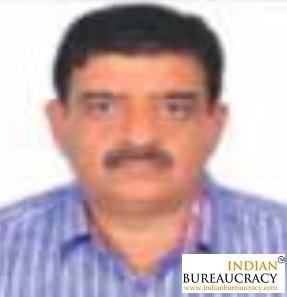 Sandeep Kumar Mawkin IAS MP