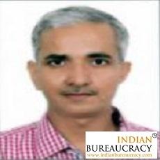 Sudhir Kumar IAS AGMUT