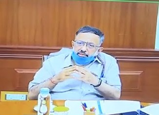 Cabinet Secretary chairs a meeting with Chief Secretaries and Health Secretaries of all States