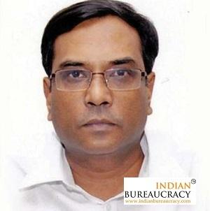 D V Prasad IAS Karnataka