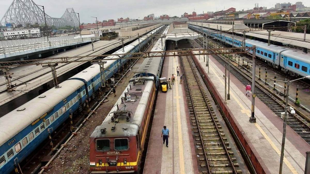 Gradual Resumption of Select Passenger Services by Indian Railways