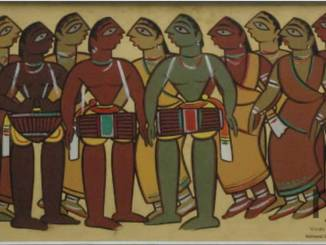 National Gallery of Modern Art pays tribute to pioneering artist Jamini Roy