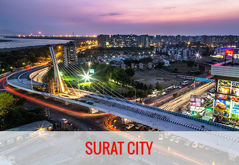 Surat Smart City takes key IT initiatives in COVID -19 manage