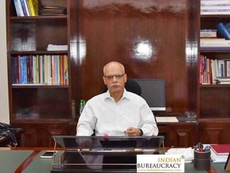Tarun Bajaj IAS Haryana