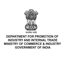 Department for Promotion of Industry and Internal Trade(DPIIT)