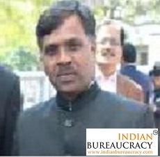 Narendra Kumar Suryavanshi IAS