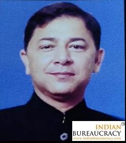 Ranveer Singh Chauhan IAS Uttarakhand