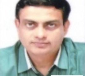 TusharKant Vidyarthi IPS MP